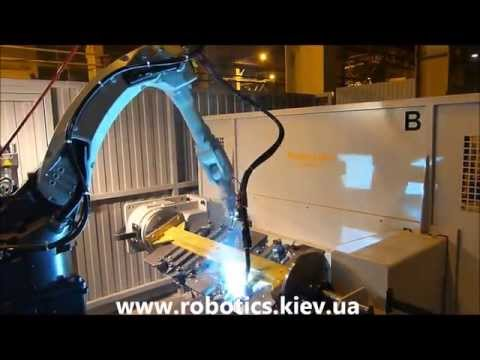 Закінчуємо впровадження робототехнічного комплексу в Кіровограді