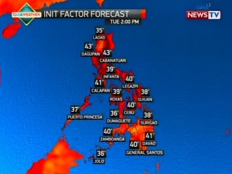 BP: Weather update as of 4:23 p.m. (May 02, 2016)