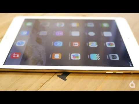 Unboxing de los nuevos iPad