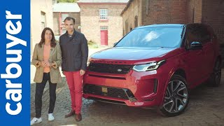 New Land Rover Discovery Sport 2019 reveal – Carbuyer