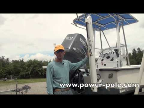 Power Pole Review - The Ultimate Shallow Water Anchor