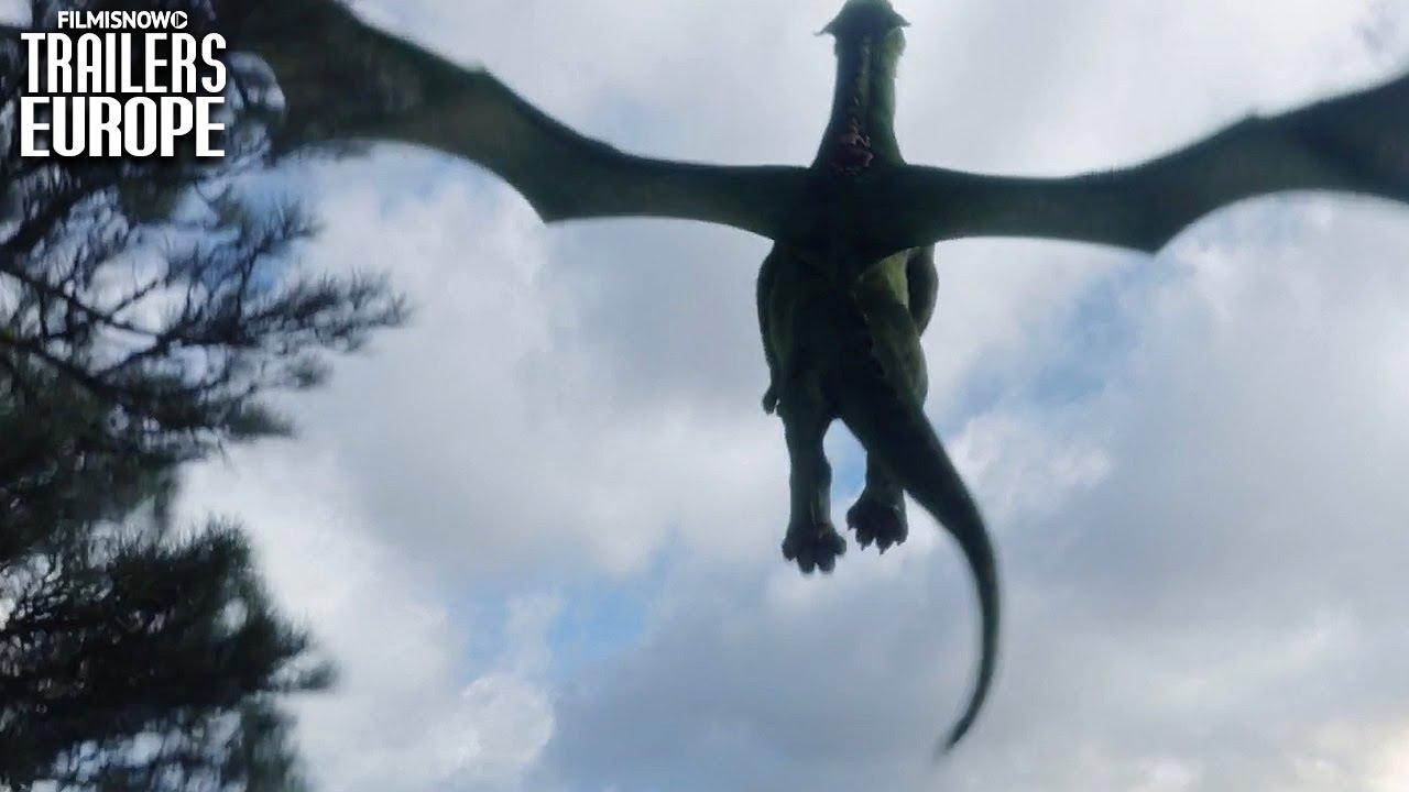 Peter y el dragón Motion Poster + Tráiler Oficial #1 España [HD]