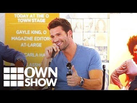 The Hot Guys of #HAHN Talk Shop | #OWNSHOW | Oprah Winfrey Network