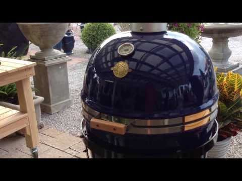 Kamado Joe Vs Grill Dome  Comparison of Kamado Style Outdoor Grills by TheGardenGates.com