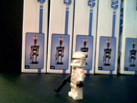 Lego Star Wars Nexu. Lego star wars- updates and