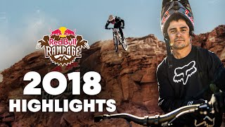 Inside The Helmet | Red Bull Rampage 2018