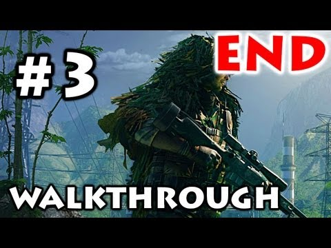Sniper: Ghost Warrior 1 DLC - Walkthrough Part 3 - Better Late Than Never [No Commentary]