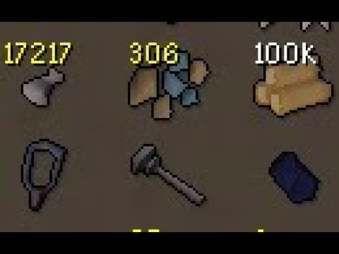 WHAT I WOOD DO FOR A TUNIC   10HP Ironman (HARVESTER)