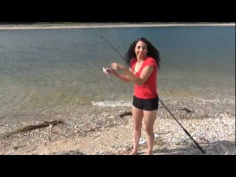 Marcella Maxes Out on Keeper Porgies...Fishing Long Island Sound HD