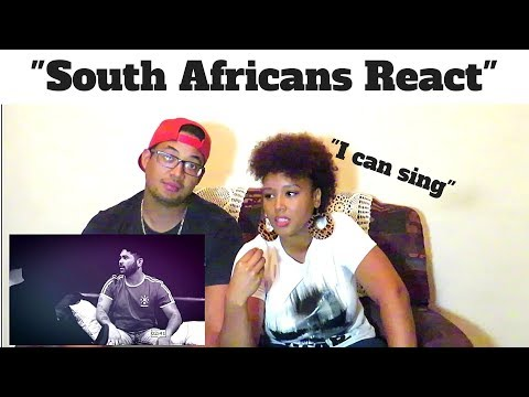Craig Lucas - Smother (Live) ft. Paxton (South Africans React)