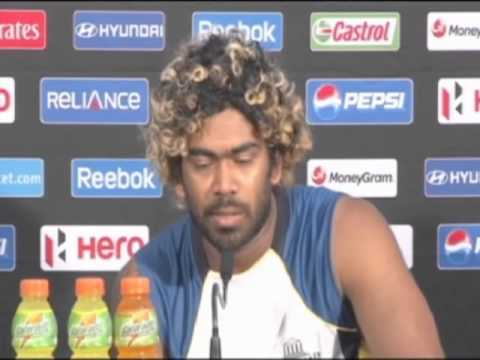 ICC World T20 2012: Lasith Malinga post-match press conference