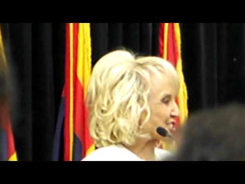 Clip of Governor Janice K. Brewer's Inaugural Ceremonies