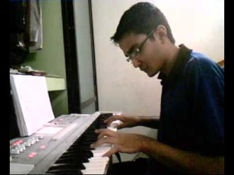 Dhadke Jiya Piano Cover By Angad Kukreja (Aloo Chaat)