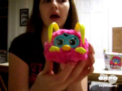 Pink Furby Party Rocker Review