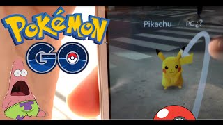 Como encontrar a PIKACHU !!!! Pokemon GO