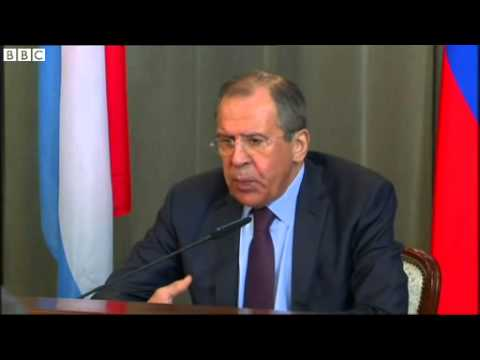 We want Ukraine in Europe family says Russia Lavrov