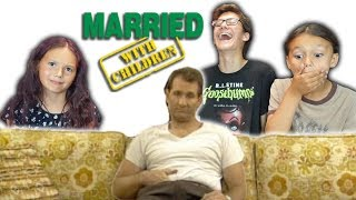 Kids REACT to Al Bundy's Best Insults from Married With Children