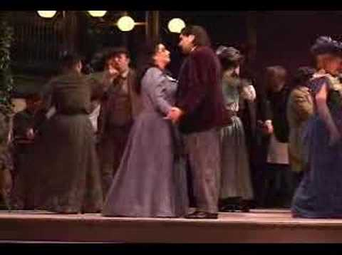 Puccini's La Rondine - The Dallas Opera