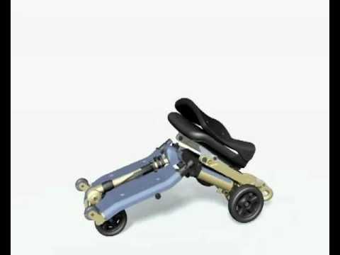 Scootere Plegable Luggie