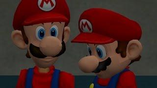 The Simpsons Hit & Run - Mario and Luigi Pack Mod