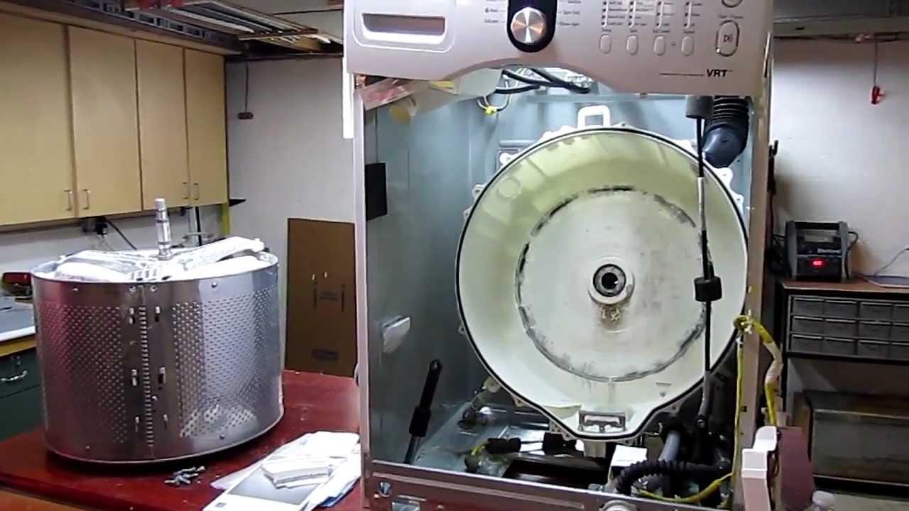 Appliance Warranty Samsung Washer Repair Mov Youtube