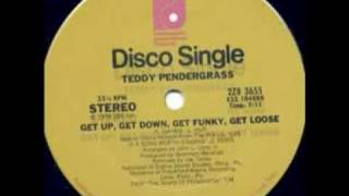 "TEDDY PENDERGRASS ""GET DOWN, GET FUNKY"" (LEFTSIDE WOBBLE EDIT)"