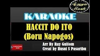 KARAOKE - HACCIT DO ITO (BORU NAPOGOS)