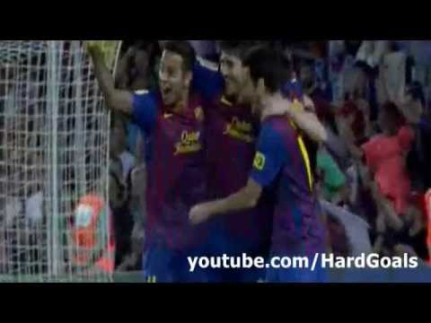 FC Barcelona vs Atletico Madrid 5-0 - All Goals & Highlights - [24.09.2011]