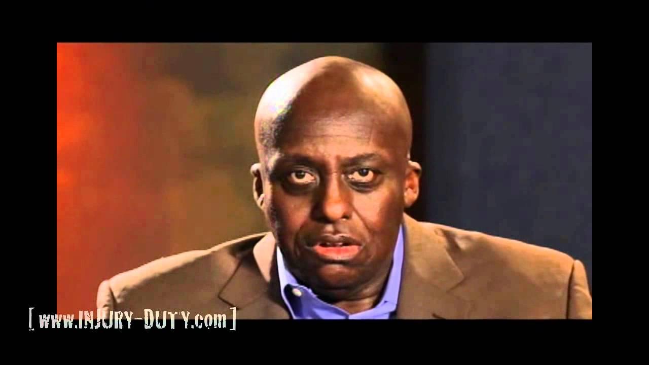 [Injury-Duty Report] : Bill Duke Ain't playin. He hates ...