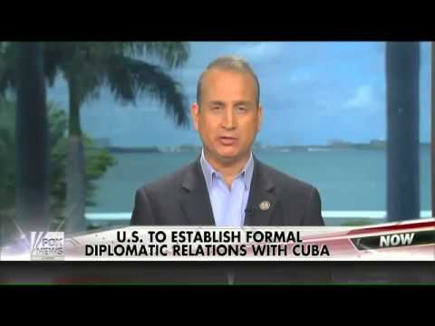 Reaction to Obama's policy changes on Cuba