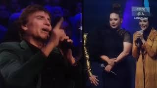 Dato Dj Dave komen Noryn Aziz dan Dia Fadila di Gegar Vaganza 2018