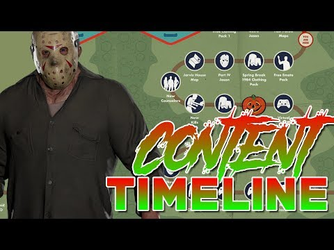Single Player DELAYED | CONTENT TIMELINE - When to Expect DLC | Friday the 13th: The Game