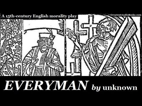 an analysis of the english morality play everyman A synopsis of the best known of the morality plays of this play is probably the finest and best known of everyman next inquires if he will be allowed to.