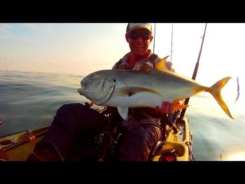 Kayak Fishing: Offshore Trip Gone Wrong - Part 1