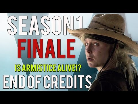 WESTWORLD | SEASON 1 FINALE | End Of Credits Scene | Armistice Alive!?