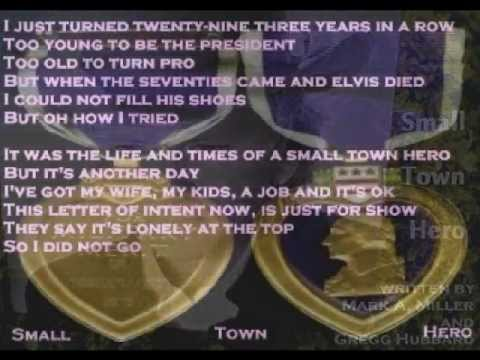 Sawyer Brown - Small Town Hero