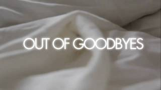 Video Out of goodbyes Maroon 5