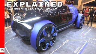 Citroen Electric 19_19 Concept Car Explained