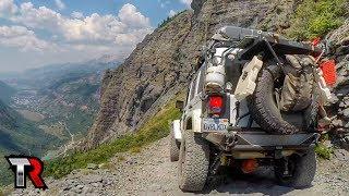 Ophir & Black Bear Pass - Utah to Colorado Adventure
