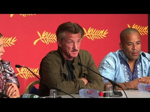 Sean Penn stands by 'The Last Face' despite cold reception