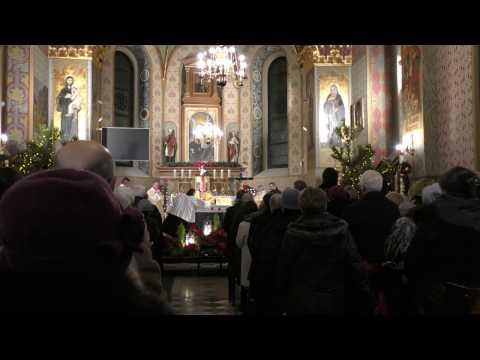 Paterka W Kaplicy Konwentu I Szpitala Zakonu Bonifratrów W Katowicach