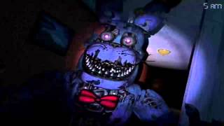 La Historia De Los Animatronic|Five Nights at Freddy´s 4