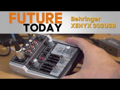 Behringer XENYX 302USB - Test