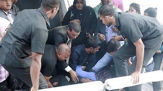 Maldivler'de Devlet Başkanı Yardımcısına Gözaltı