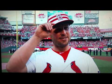 St Louis Cardinals get booed at 2015 All Star Game