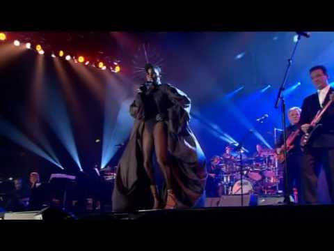 Grace Jones - Slave to the Rhythm - Live At Wembley Arena, London 2004