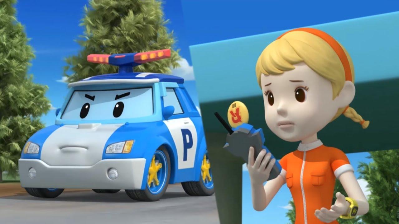 Робокар Поли - Новые серии - 2 сезон (51 серия) Мультики про машинки