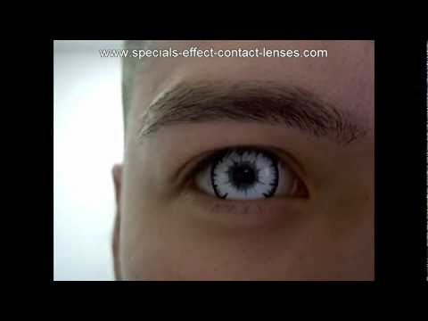 Wolf Eye Color Contacts Most Special WHITE WOL...