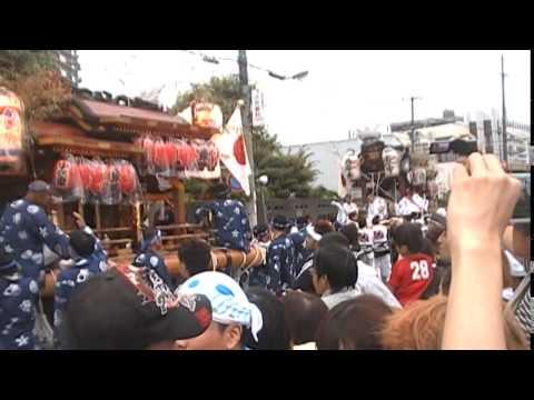 平成26年8月2日 尼崎市貴布禰神社夏季大祭 沖野玉枝 検索動画 12