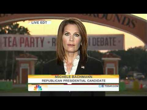 Michele Bachmann claims HPV vaccine made woman's daughter mentally retarded